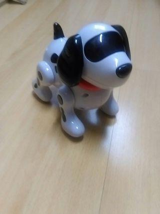 Perro robot