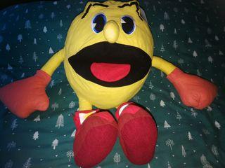 Peluche Pac-Man ¡70cm!