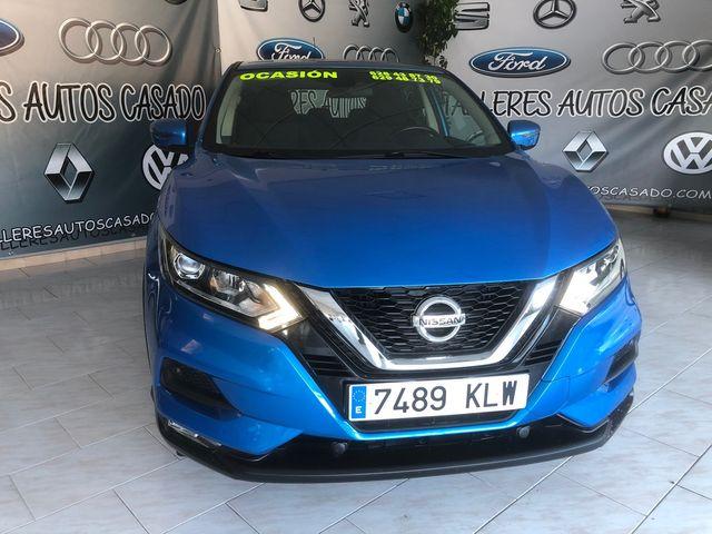 Nissan Qashqai 2018 De Segunda Mano Por 15 500 En Aldeanueva Del Camino En Wallapop