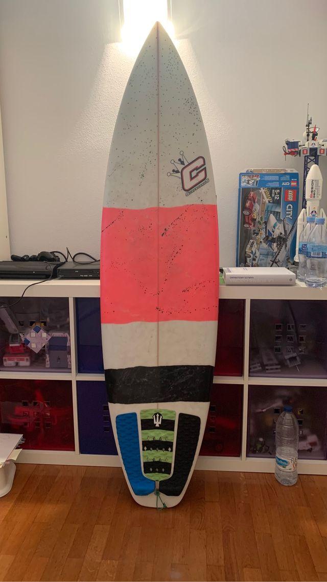 Tabla de surf 5,11