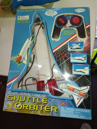 juguete avión shuttle Orbiter