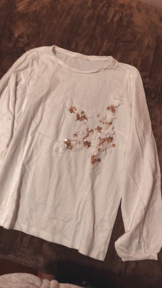 Camiseta con estrella