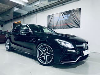 Mercedes-Benz Clase C 63 AMG