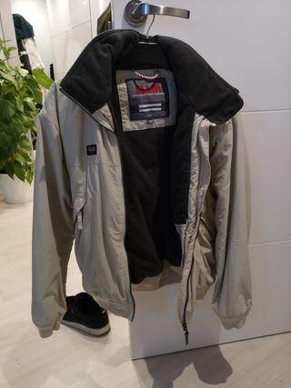 chaqueta abrigo slam