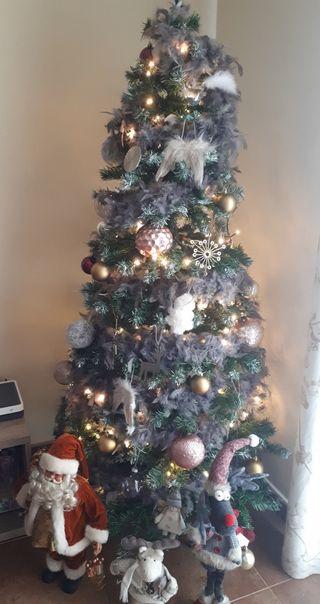 Arbol de Navidad 180cm