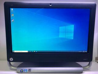"Ordenador ""Todo en uno"" HP TouchSmart 520"