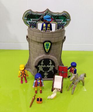 castillo de Playmobil 25 cm
