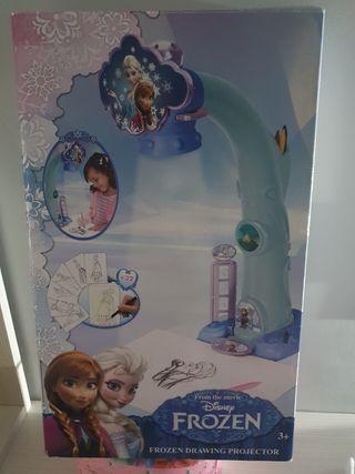 Projector Frozen