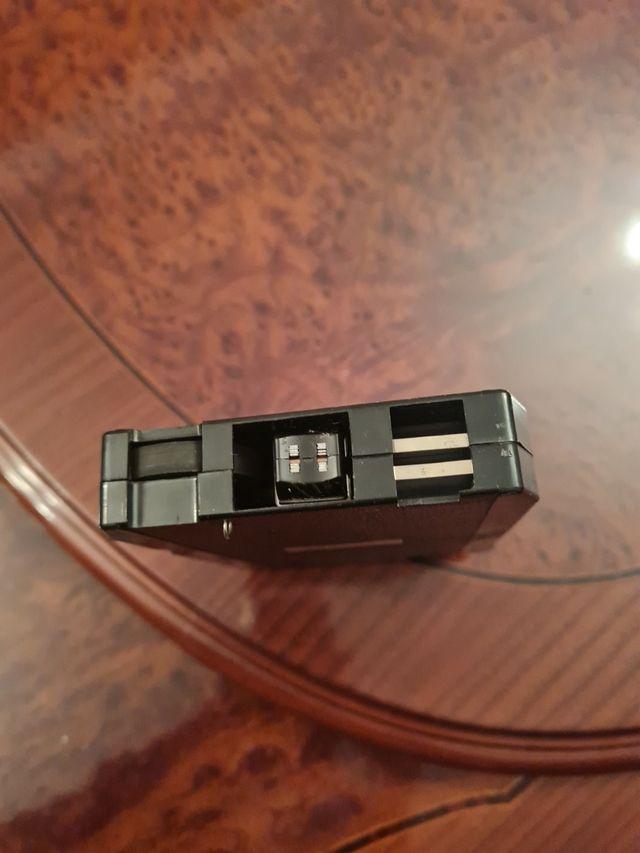adaptador de cintas track 8 a cassettes
