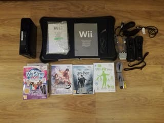 Consola Pack Wii
