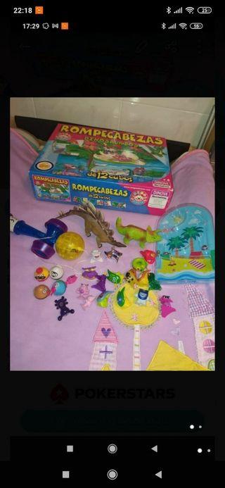 lote de juguetes niño, rompecabezas infantil de di