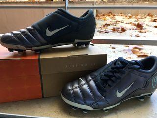 Botas de fútbol-soccer con tacos originales Nike
