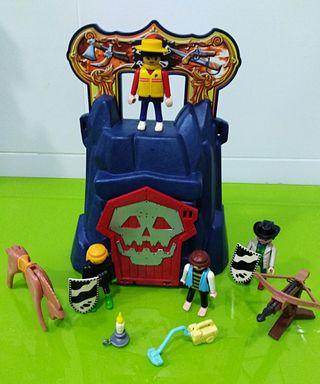castillo de Playmobil