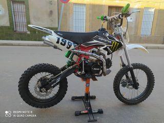 pit bike roan 125