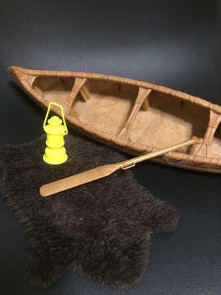 Big Jim canoa
