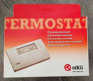 Termostato programable ORKLI