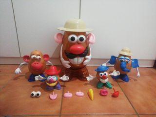 Mr Potato Safari + REGALO Alfombra IKEA STORABO