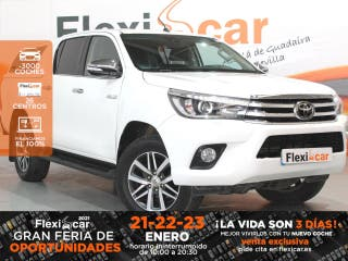 Toyota Hilux 2.4 D-4D Cabina Doble Limited Stop/Start