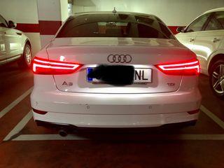 Audi A3 Sedan S LINE BLACK LINE EDITION S TRONIC