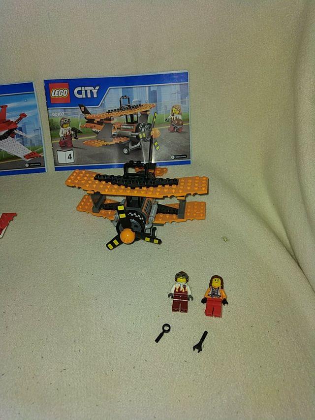 LEGO city aeropuerto referencia 60 103