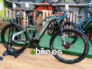 Bicicleta eléctrica Enduro motor Yamaha