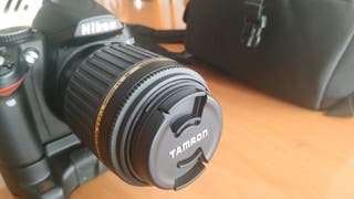 Tamron AF 55-200 f4/5,6 LD-MACRO para Nikon