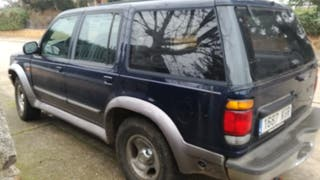 Ford Explorer 1997 IDEAL CAMPO
