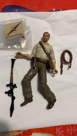 Figura Indiana Jones hasbro