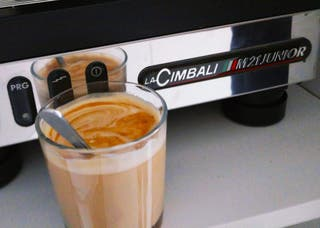 Cafetera Profesional La Cimbali M21 Junior