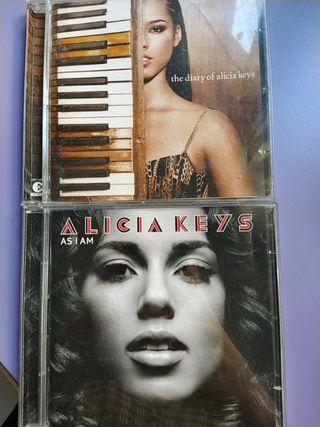 Cd's Alicia Keys