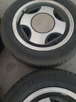 llantas y ruedas
