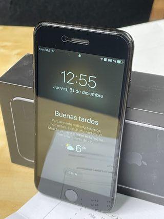 iPhone 7, 128GB, Negro