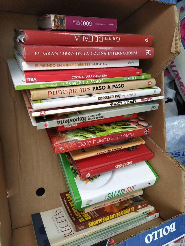 Libros De Cocina De Segunda Mano En Zaragoza En Wallapop