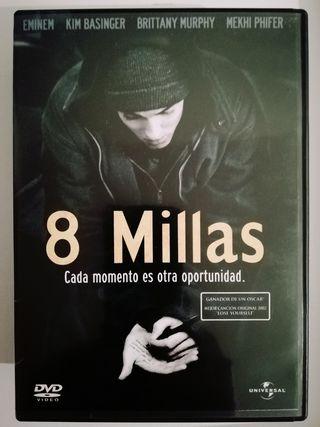 DVD 1 OSCAR®. EMINEM. 8 MILLAS