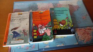 libros de lectura capitán calzoncillos