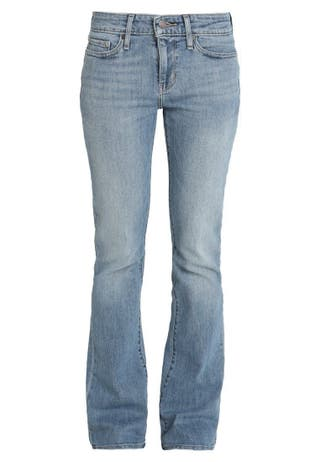 Levis Bootcut 715 mujer