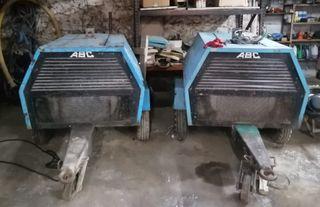 Compresor obra Abc