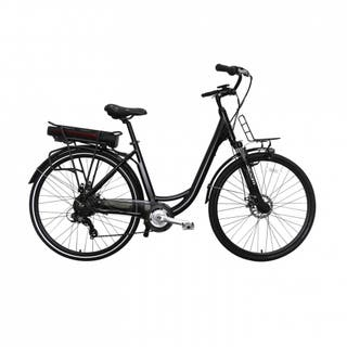 Bici electrica urbana disco 250w ebike bateria new