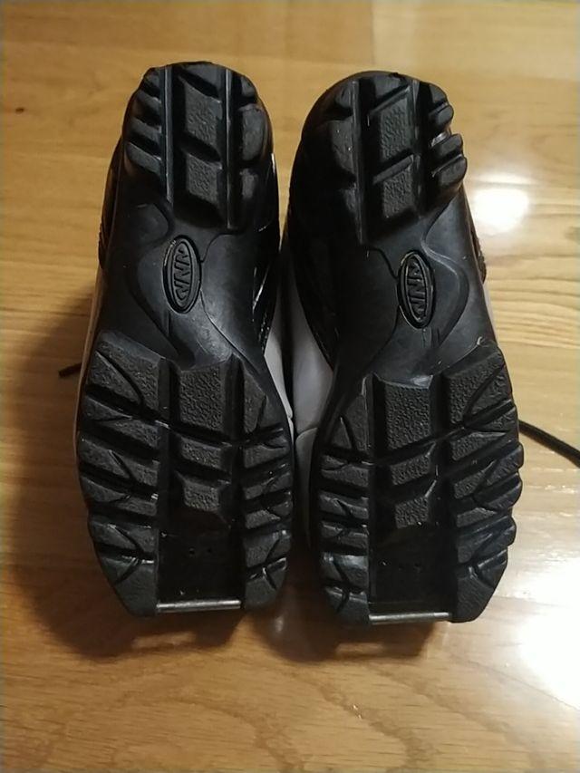 botas esquí fondo niño/a