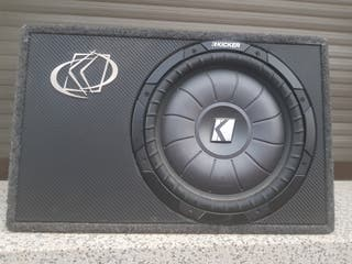 subwoofer kicker 400RMS