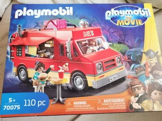 playmobil furgón