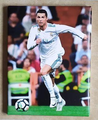Cuadro CRISTIANO RONALDO Real Madrid
