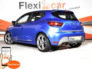Renault Clio GT TCe 120 EDC