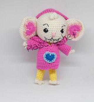 Patatón (Serie Patatín y Patatón) crochet