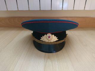 Gorra plato rusa URSS