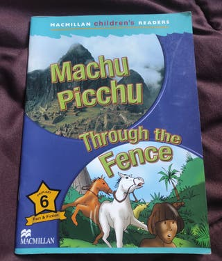 libro ingles macmillan primaria