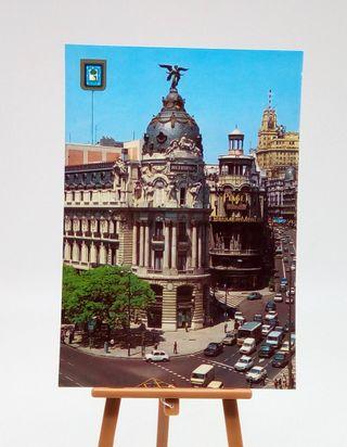 Postal 112 Madrid