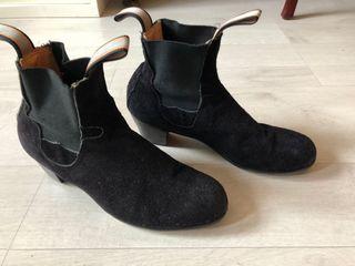 Botas de baile español. Flamenco