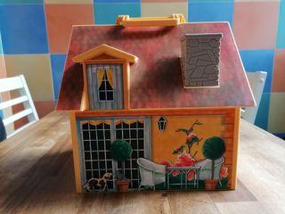 casita de campo de los playmobil