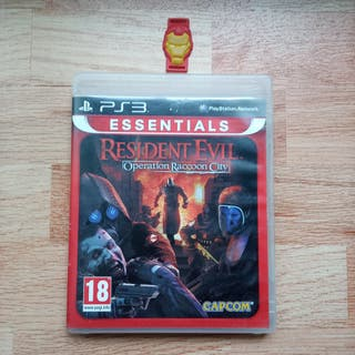 RESIDENT EVIL OPERACION RACOON CITY ESSENTIALS PS3